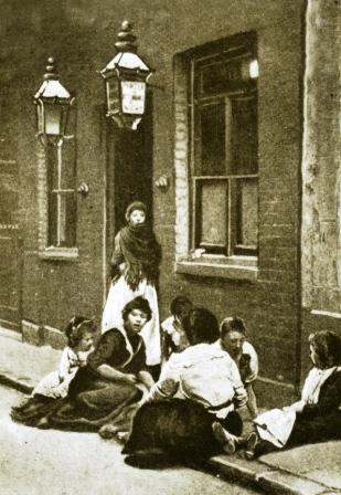 Whitechapel prostitutes