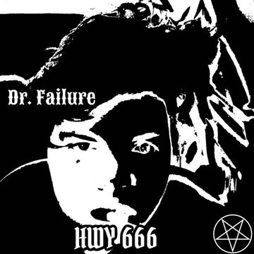 Dr. Failure HWY 666 album cover.jpg